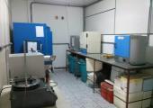 Laboratório de saneamento ambiental - LSA