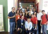 Participação do PPGRHS no XI SRHN