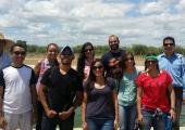 Participantes do PPGRHS com o Prof. Jerônimo Leoni